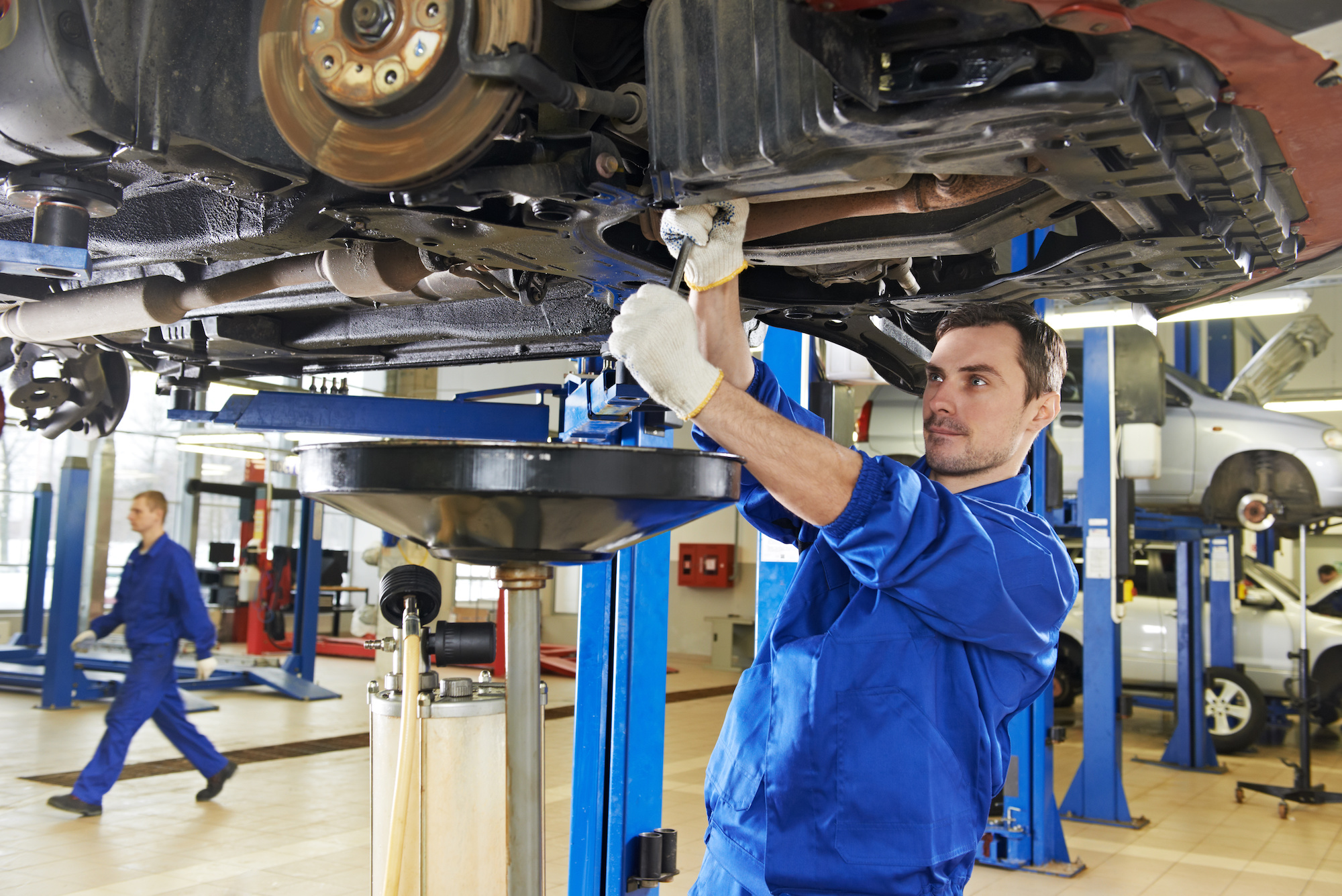 Automotive Technician Jobs Available